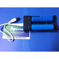 Lithium Ion 18650 Battery Charger