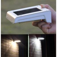 Waterproof Wireless Solar Motion Detection Wall Sensor Light 16 LED Illuminate thumbnail image
