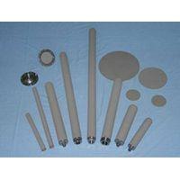 High Temperature alloy Metal Powder Sintered Filter pipe thumbnail image