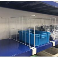 Steel Partition Rack Wire decking wholesale Mesh Deck factory