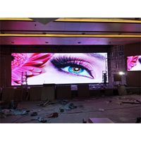 HD P3 Indoor Full Color SMD LED Display Board With CE, RoHS, FCC Certification