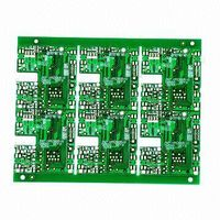 Single-sided PCB board with 1.5mm board thickness