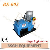BS-009 copper wire stripping machine cable recycling machine
