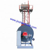 Oil Fired Hot Oil Boiler, Gas fired Thermic Fluid Heater, Thermal Oil Furnace for Petroleum thumbnail image