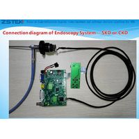 1920*1080P HD Medical endoscopy PCB boards,AWB FREEZE,Logo, laparoscopy, hysteroscopy, ENT