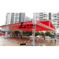 Aluminium Stage Truss, Lighting Truss, Aluminium moving stage trade