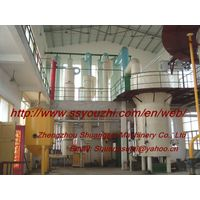 Solvent Extraction Line Machinery