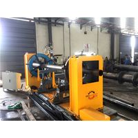 Head Tail Stock Robot Servo PLC Precise welding positioner table