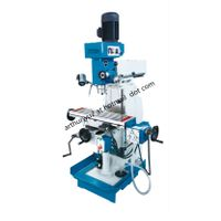 ZX7550H Drilling and Milling Machine thumbnail image