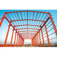 Custom Steel Structure Buildings for Workshop