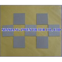 Sintered Metal Filter Sheet