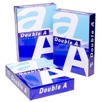 Double A4 Copier Papers 70, 75 and 80 gsm