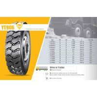 TBR Truck Tire Off Road Mine Road Short Haul YT906
