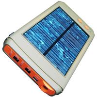 All-purpose Solar Battery Charger for all standard Laptop S02B, High-Capacity 11200mAh Portable Emer thumbnail image
