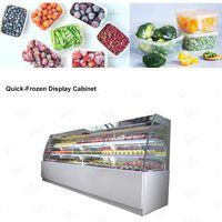 Instant Freezer Machine/Blueberry Flash Freezing Food Industry