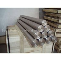 titanium bar and titanium alloy rod
