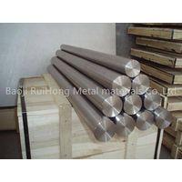 titanium bar and titanium alloy rod