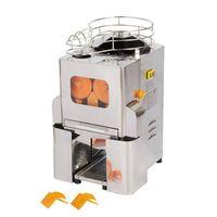 Light Weight Orange Juice Make Machine / Juicer For Drink Shops with 40mm - 70mm Orange