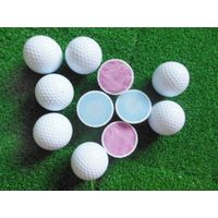 2 Layer Tournament Golf Ball With White Two Piece Golf Match Ball