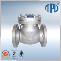 WCB/WCC/WC1 flanged check valve thumbnail image