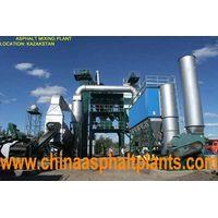Mobile Asphalt Mixing Plant MDHB Series