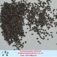 brown fused alumina for refractory 0.1-1-3 3-5
