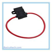 Maxi Waterproof Auto Atc in Line Blade Fuse Holder