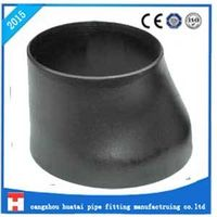 A105 Carbon Steel Seamless concentric b16.9 xxs reducer with Welded