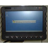 7 inch GPS/3G Mobile Data Terminal with RS232, Digital IO and CAN Bus