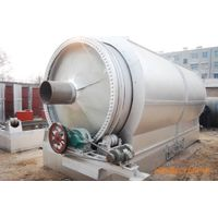 Waste tire/rubber/plastic recycling machine thumbnail image