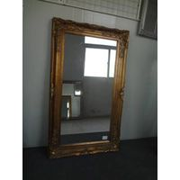2013 large wooden decorative wall mirror and ornate framed mirrors
