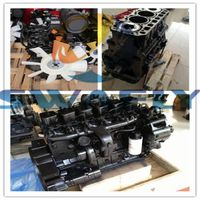ISUZU engine assy  with 4BD1