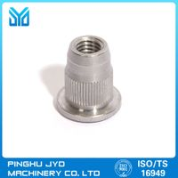 Custom steel high precision cnc machining car spare parts