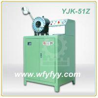 YJK-51Z Hydraulic Rubber Hose Crimping Machine