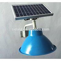 400 Lumen Output New Solar led garden lights/ 5W solar powered outdoor led garden light, IP65 waterp