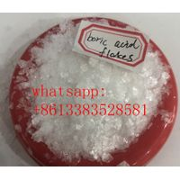 manufacturer supply Boric acid flake chunk CAS NO.11113-50-1 thumbnail image