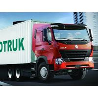 HOWOA7 6X4 Tractor Truck with High Cab 380 HP