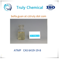 ATMP CAS 6419-19-8 Water Treatment Chemicals thumbnail image