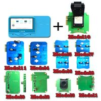 JC Pro1000 Baseband Chip Programmer Battery Tester Data Cable Detection For Iphone