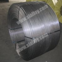 13mm C/Carbon Cored Wire Carbon Additive for Steelmaking thumbnail image