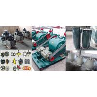 Mud Pumps and Spare Parts