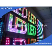 Brand New 3D Led Signage Light . Red .Green .Yellow.Blue.White.RGB colors.DC5V IP68 waterproof .Use
