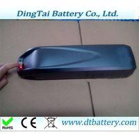 24V 11AH Downtube case ebike lithium ion battery pack