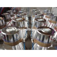 Ultrasonic Cleaning Transducers