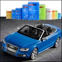 OEM Support Free Sample Available Automotive Refinish Paint
