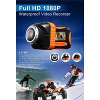 LY-63 Full HD 1080P Waterproof Video Recorder