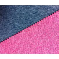 150D twill cationic elastic fabric+TPU+100d/144f fleece