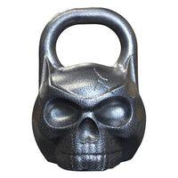 China Manufacture Wholesale Cast Iron Skull Kettlebell