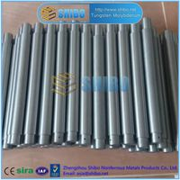 Factory Direct Sale High Purity Molybdenum Electrode for glass melting furnace