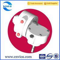Worm reduction air motor for vessel agitator thumbnail image